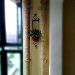 4 ply naturel épais Cordon en jute solide Corde de chanvre, 8 mm Craft Ficelle pour DIY & Arts Crafts, emballage cadeau de Noël, jardinage et Créations florales, jardin d'ordinateur (10m/32Pieds) noir de la marque jijAcraft image 2 produit