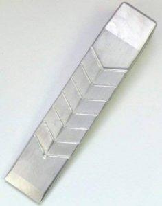Aluminium abattage 1050g 260éclateur Aluminium forestier de la marque Bison image 0 produit
