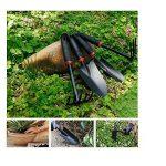 BENJUNJardin dédié quatre ensembles de fleurs pelle pelle balcon jardin maison plantation outils de jardin rateau à cinq dents de la marque BENJUN image 4 produit