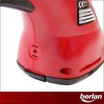 Berlan BAGHS7.2-LI Taille-haie/cisaille à gazon sans fil 2-en-1 avec manche de la marque Berlan image 4 produit