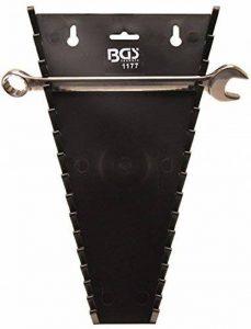 BGS 1177 Support pour clés mixtes/polygonales avec 15 supports, Noir de la marque BGS image 0 produit