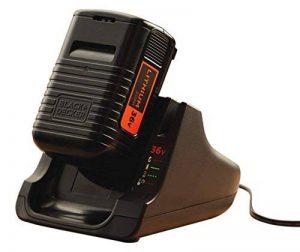 Black + Decker BDC2A36-XJ Kit de Batterie 36 V avec chargeur de la marque Black & Decker image 0 produit