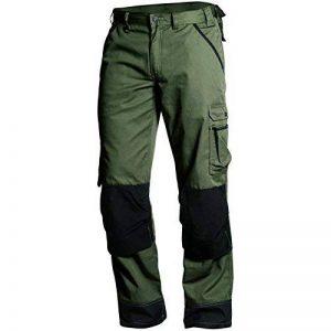Blakläder 145418354699C154 Pantalon de jardinage Taille C154 Militaire Vert/Noir de la marque Blakläder image 0 produit