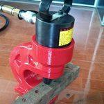 Ch-60hydraulique Outil de perforation, hydraulique Hole Puncher, hydraulique Puching machine hydraulique, trou Digger, hydraulique Punch pilote de la marque Hanchen image 3 produit