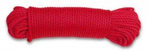 Chapuis FDC3 Corde polypropylène tressée 100 kg D 2,8 mm L 20 m Rouge de la marque Chapuis image 0 produit