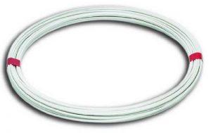 Chapuis FIL20 Fil à linge acier plastifie Diamètre extérieur 2,7 mm L 20 m Blanc de la marque Chapuis image 0 produit