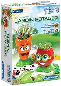 Clementoni - 52156-Jardin potager-Jeu scientifique de la marque Clementoni image 0 produit