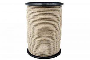 Corde Cordage en Chanvre 1,5mm 100m tressé de la marque Kanirope image 0 produit