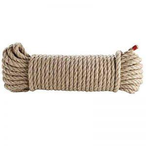 corde tressée chanvre TOP 5 image 0 produit