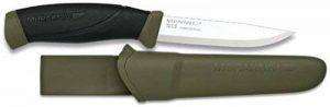 "Couteau ""M.ALBAINOX morakniv companion"" Lame : 10 cm de la marque M.ALBAINOX image 0 produit"