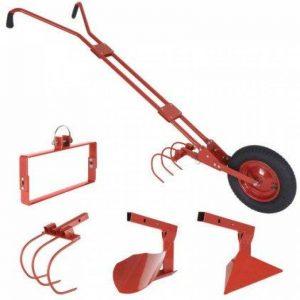 Cultivateur à roue/houe maraichère - Rouge de la marque OSE image 0 produit