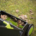 dmail–Chariot ramasse-feuilles de jardin de la marque D-Mail image 5 produit