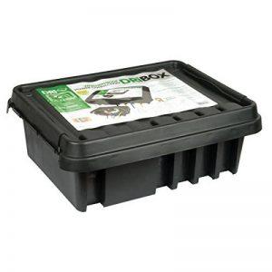 DriBox DB-330-UK-B Boîte de branchements électriques extérieure résistant aux intempéries, Noir de la marque Dri-Box image 0 produit