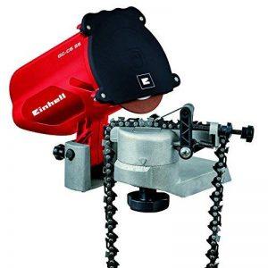 Einhell Affûteuse à chaîne de scie GC-CS 85(1, profondeur ajustable, Tendeur de chaîne de 85W, 5500min) de la marque Einhell image 0 produit