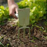 Espace de haute qualité multifonction Combo Digger et binette double tête jardinage Outil à Main avec revêtement par poudre antirouille et poignée souple de la marque Worth Garden image 2 produit