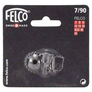 Felco 7/90 Kit de réparation N°7/90 avec boulon/écrou/secteur, Argent de la marque Felco image 0 produit