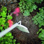 Fiskars Binette, Longueur: 158 cm, Tête en acier/Manche en aluminium, Noir/Blanc, Light, 1019609 de la marque Fiskars image 3 produit