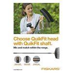 Fiskars, Griffe 3 dents galbées Quikfit™, Tête en acier au bore, 1000683 de la marque Fiskars image 4 produit