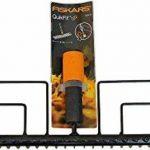 Fiskars Râteau à gazon à 35 dents, Tête d'outil QuikFit, Largeur: 57 cm, Acier au carbone, Noir, QuikFit, 1000656 de la marque Fiskars image 3 produit