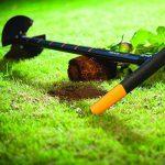 Fiskars Tarière manuelle, Trous jusqu'à 15 cm de diamètre, Noir/Orange, QuikDrill, Taille: M, 1000638 de la marque Fiskars image 2 produit
