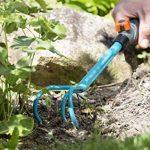 griffe 3 dents jardin TOP 8 image 1 produit