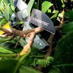 Grüntek Petite Cisaille coupe branches GRIZZLY 470 mm, Cisaille à enclume avec système à double crémaillère GEAR DRIVE. Élagueur et Sécateur 2 en 1 !! de la marque Grüntek image 4 produit