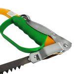 GRÜNTEK Scie à bûches MARLIN coupe confort agressive 610mm pour jardiniers. de la marque GRÜNTEK image 3 produit