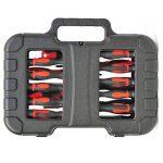 Jeu de tournevis 58 pièces Tool Kit Poignées Soft Grip Tips par Ferise de la marque Ferise image 1 produit