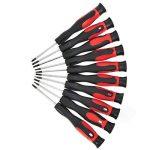 Jeu de tournevis 58 pièces Tool Kit Poignées Soft Grip Tips par Ferise de la marque Ferise image 2 produit