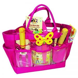 Kit de jardin Pals Senior pour les tout-petits, rose de la marque Little Pals image 0 produit