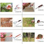 kit outils de jardinage pas cher TOP 11 image 4 produit