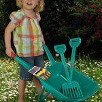 Klein 2752 - Jeu de plein air - Set de jardinage Bosch avec brouette, 4 pièces de la marque Klein image 1 produit