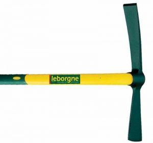 Leborgne 060208 Pioche-hache douille ronde 2 kg avec manche Novamax de la marque Leborgne image 0 produit