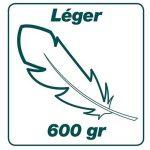 Leborgne 369711 Balai à gazon XL 27 dents avec manche en Bois de la marque Leborgne image 3 produit