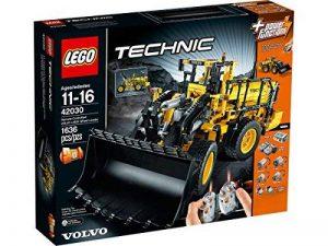 LEGO - 42030 - Chargeuse Sur Pneus Télécommandée Volvo L350F - Technic de la marque LEGO Technic image 0 produit