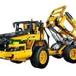 LEGO - 42030 - Chargeuse Sur Pneus Télécommandée Volvo L350F - Technic de la marque LEGO Technic image 4 produit