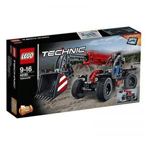 Lego 42061 - Technic - Jeu de construction - Le Manipulateur Télescopique de la marque Lego image 0 produit