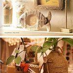 Luoov Corde de sisal 6mm, 100 % naturelle, pour remplacement arbre à chat, bricolage, travaux manuels, décoration, emballage cadeaux, sacs de pommes de terre, 10m-40m, marron, 10m(32ft) de la marque LUOOV image 4 produit