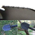Multifonction Mini Pelle pliante camping, survie Jardinage Spade Pelle, truelles de la marque BenSports image 3 produit