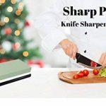 Pierre à aiguiser, avec support antidérapant silicone, 1000/4000 de la marque Kurrty image 6 produit