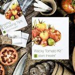 Plant Theatre Kit de Tomates Farfelues- 6 variétés insolites à cultiver soi-même - Idée cadeau de la marque Plant-Theatre image 2 produit