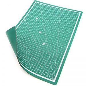 PRETEX Premium Tapis de coupe avec surface d'auto-guérison (A3), 45 x 30 cm, Vert de la marque PRETEX image 0 produit