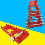 Rangement pour Jeu de Clés Mixtes en Plastique Standard Clés Rack Organisateur Titulaire Outil De Stockage Clés Keeper de la marque Zerodis image 1 produit
