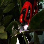 Sécateur professionnel alimenté par batterie sans fil électrique à grande capacité, avec lames solides pour arbres, jardin, vigne, vergers, fruits de la marque HYDLJN image 4 produit