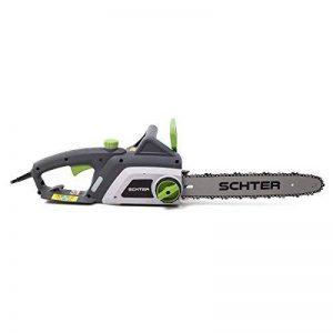 Schter STELPILA2000WC Tronçonneuse électrique, 2000W, gris/vert, 47x 20x 28cm de la marque SCHTER image 0 produit