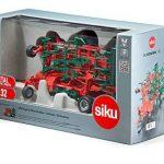 Siku 6784 - Véhicule Miniature - Modèle À L'échelle - Cultivateur Vogel & Noot de la marque Siku image 1 produit