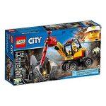 sjk Lego City 60185–minière professionnels Power + Lego City 60184–minière Hache à fendre les professionnels minière équipe de la marque sjk image 1 produit