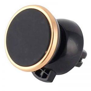 sourcingmap® Location véhicule Téléphone Mobile Aérateur magnétique Rotation Montage Support Stand de la marque Sourcingmap image 0 produit