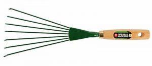 Spear & Jackson 50574 Balai à Fleurs Fil Rond Manche Bois, Vert de la marque Spear & Jackson image 0 produit