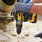STANLEY FMC625M2S-QW - KIT: Taladror Atornillador Percutor 18V FCM625 + 2 baterías 4.0Ah + cargador 6 amperios + bolsa de transporte de la marque Stanley image 3 produit